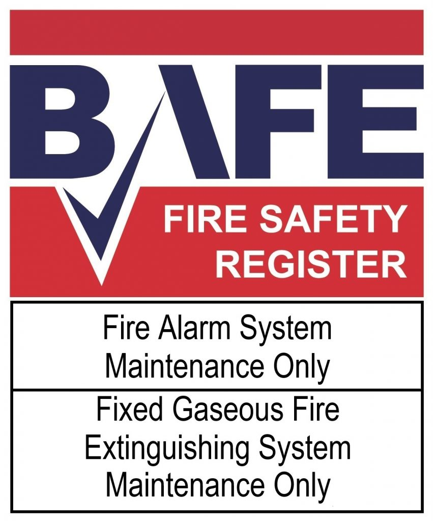 B.A.F.E. fire and safety register